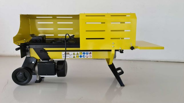 Despicator lemne orizontal 5T 230V 1.5kW cu protectie Romdac