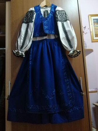 Costum traditional vechi
