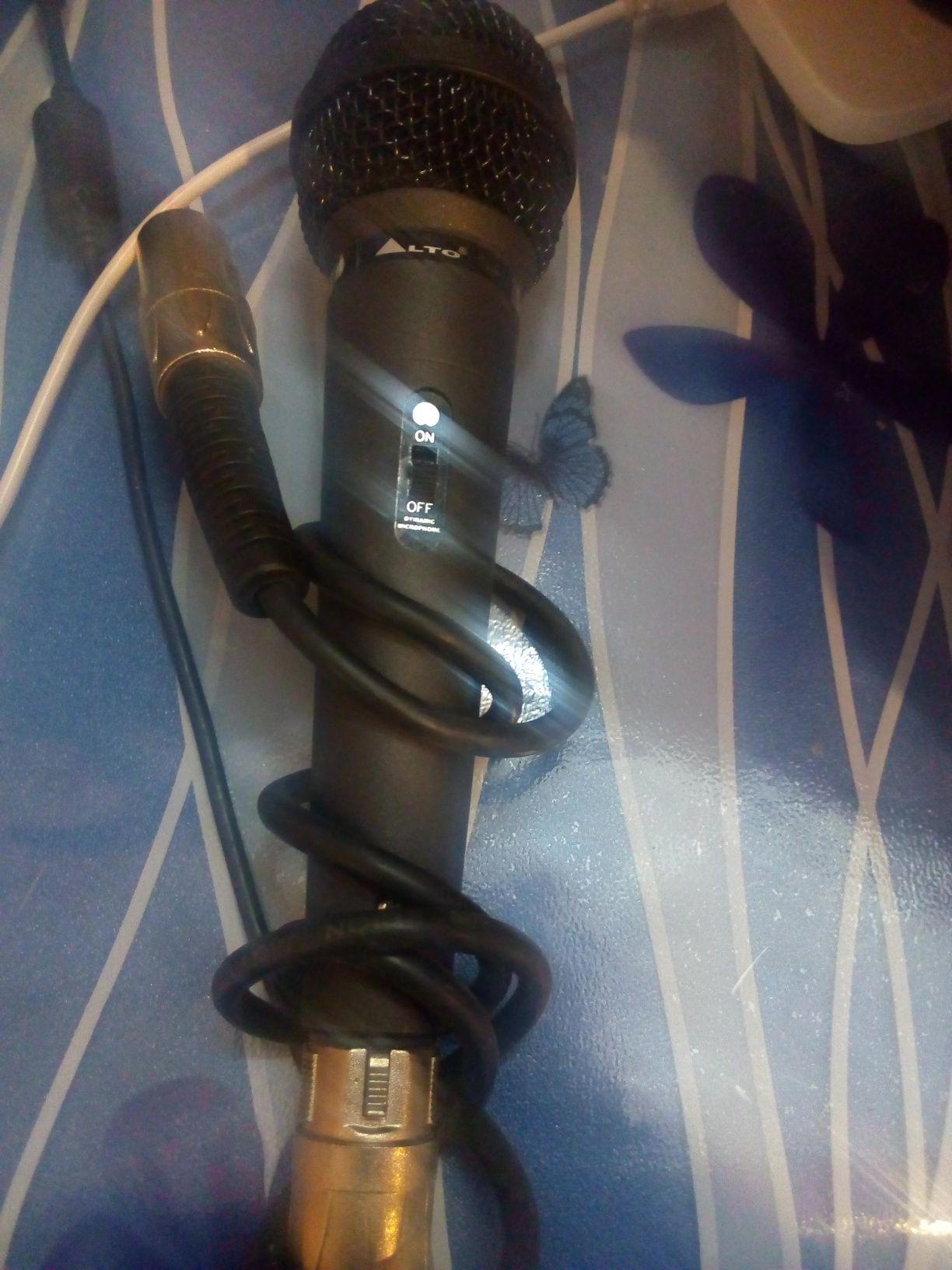 Микрофон стандартный