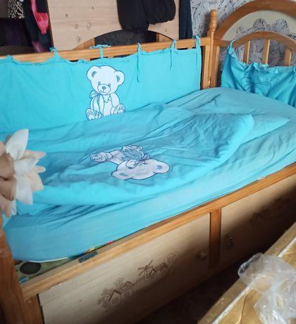Детская кроватка (люлька)