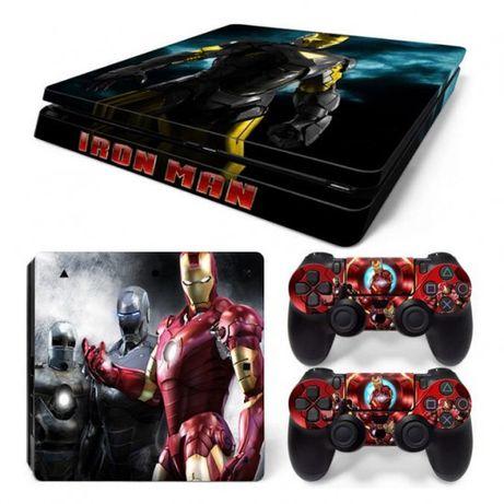 Уникални стикери за PlayStation 4 SLIM