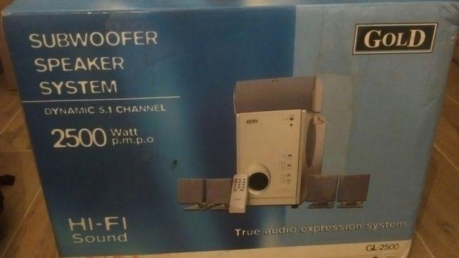 Vand sistem 5.1