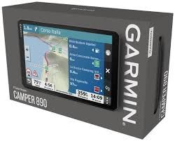 GPS Profesional GARMIN CAMPER 890 nou. Sigilat