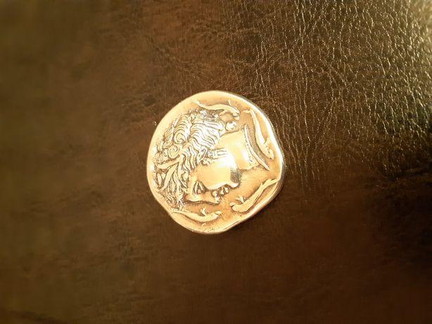 Medalion argint masiv
