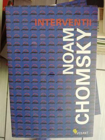 Naom Chomsky - Intervenții