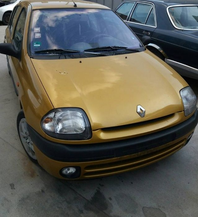 Рено Клио / Renault Clio 1.2 58к.с. 1999г. (На части)