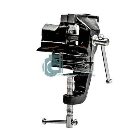 Менгеме въртящо 60 mm. за закрепване към маса/FASTER TOOLS - ПОЛША
