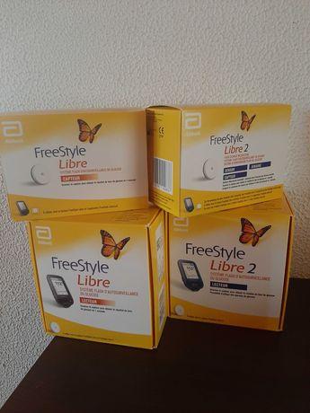 Freestyle libre 1 si libre 2