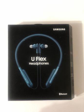 Bluetooth UFlex Headphones наушники блютуз