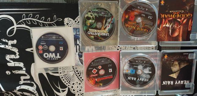 Cinci jocuri de PS3