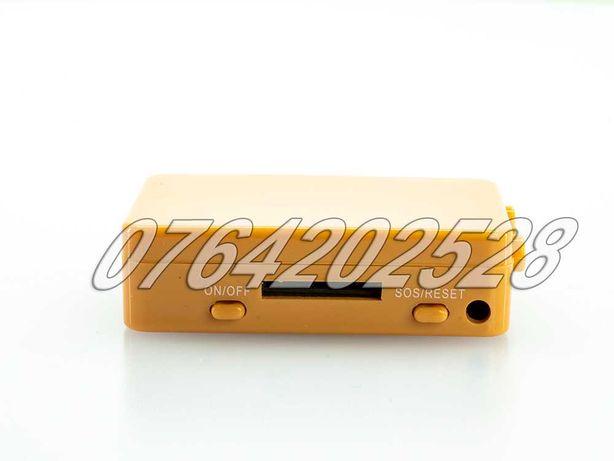 Cutiuta GSM cu Casca de Copiat Nedetectabila Raspuns AUTOMAT