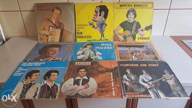 Colectie rara de Discuri pe Vinil Electrecord - legende ale muzicii