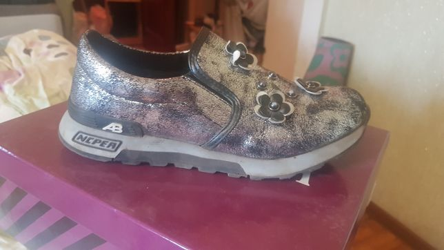 Туфли-ботиночки 34 размер