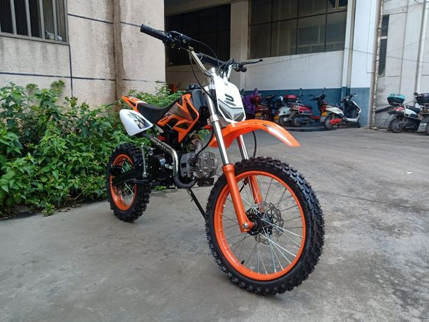 Motociclete MotoCross 125cc NOI Factură si garantie  Adulti roți 14/17
