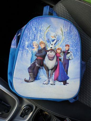Ghiozdan 3 D Frozen