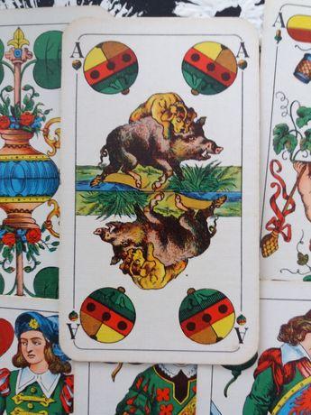 Carti de TAROT set complet 36buc. Cu husa. Plasticate. Germany.