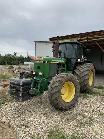 Tractor John Deere4255