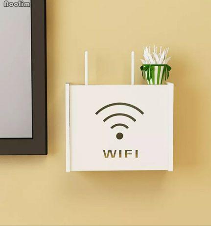Wi-fi каробка настенная полка