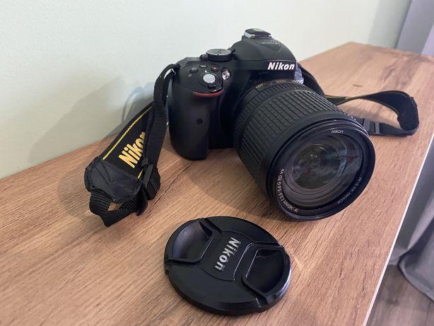Продам Зеркальный фотоаппарат Nikon D5300