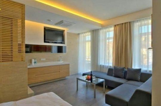 1 квартира посуточно район 7 Поликлиника ЖК «Солнечный город» на Манас
