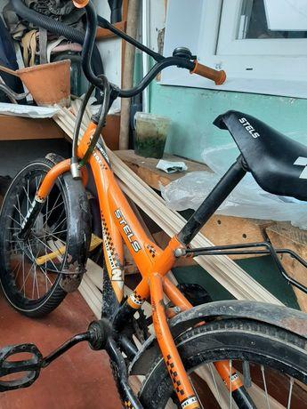 Прода велосипед на 6-10 лет