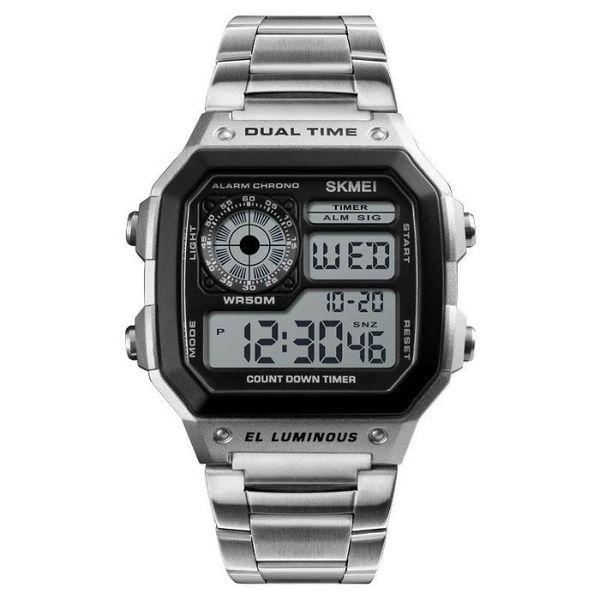 Skmei 1335 електронен спортен часовник гр. Бургас - image 1