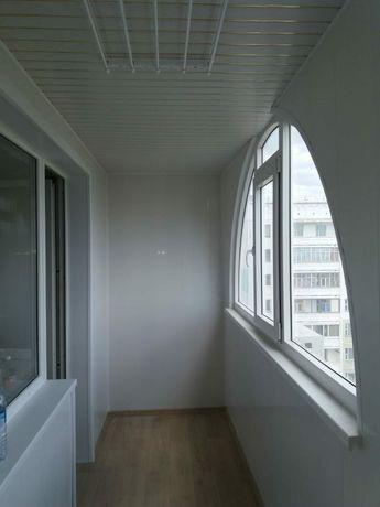 Пластиковые окна в Рудном.Балконы.Лоджии.Обшивка.Алюминиевые двери.