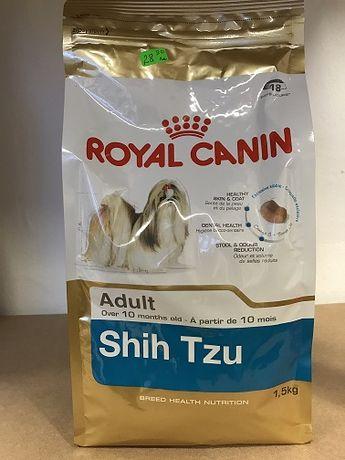 Royal Canin Shih Tzu 1.5кг / Специална Храна за Ши Цу