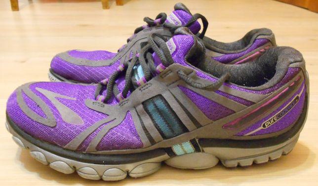 Brooks Womens PureCadence 2 Electric Purple/Anthracite/Blue Radiance