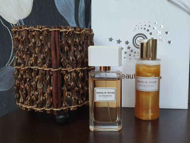Givenchy dahlia divin (духи, парфюм, аромат)