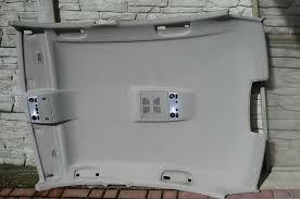 Dezmembrez Bmw E60 Plafon Interior Stalpi Fata Spate Tapiterie Gri
