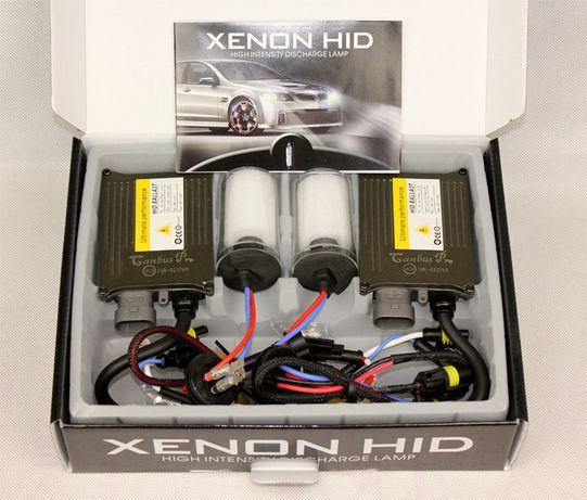 Kit xenon auto Canbus 35/55/100W 4300K/6000K/8000 H1/H3/H4/H7
