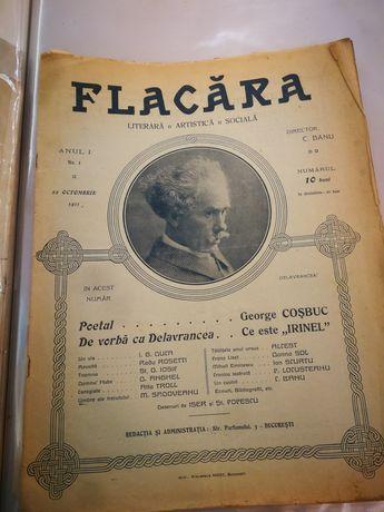 Revista flacara anul 1 22 octombrie