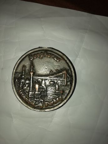 Монета босфора турция