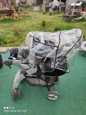 Продавам детска количка 3в1