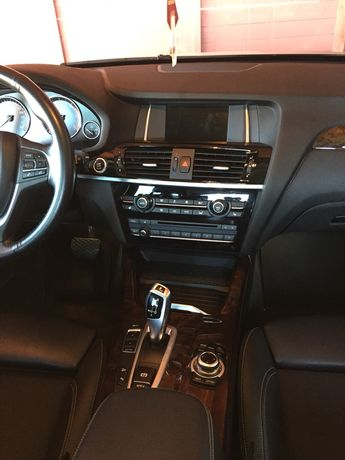 Autoturism BMW X3 , 2015