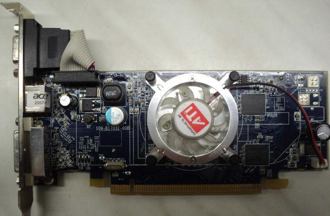 Placa Video PCI-Epress Ati Radeon HD 2400 PRO 256 Mb