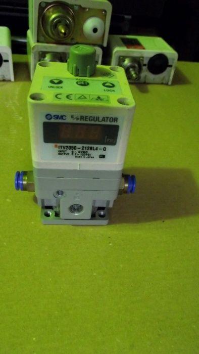 Regulator electro-pneumatic Deva - imagine 1