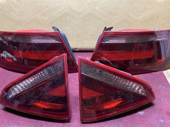Стопове за  Ауди А5 Audi A5 комплект затъмнени оригинални