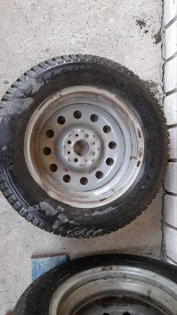 Зимние колёса для машины