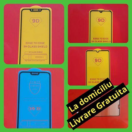 FOLIE STICLA Huawei Nova 5T, P20/P30/P40 Lite/PRO, Mate 20 lite,Y6,7