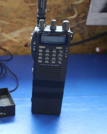 Statie Alinco DJ-580 VHF UHF