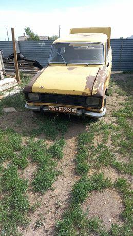 Утилизация авто москвич