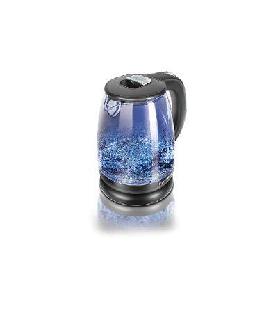 Чайник Redmond RK-G178.1,7л, 2000Вт.Термостойкое стекло.Подсветка.Авто