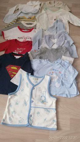 бебешки блузки от 0-12 месеца