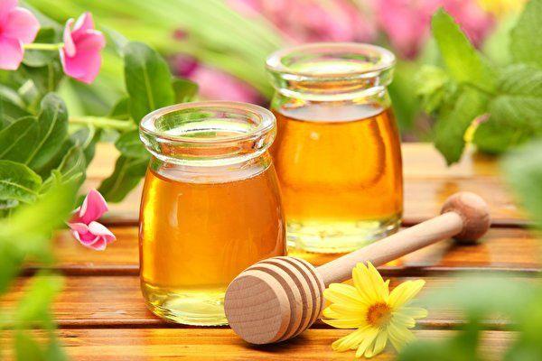 Мёд горный, разнотравье