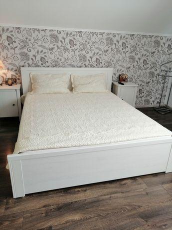 Dormitor alb MDF IKEA stare impecabilă