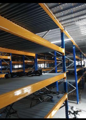 Rafturi metalice industriale noi