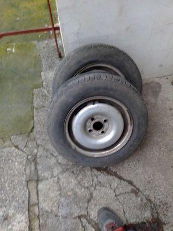 Джанти с гуми 13 Ки и14 ки