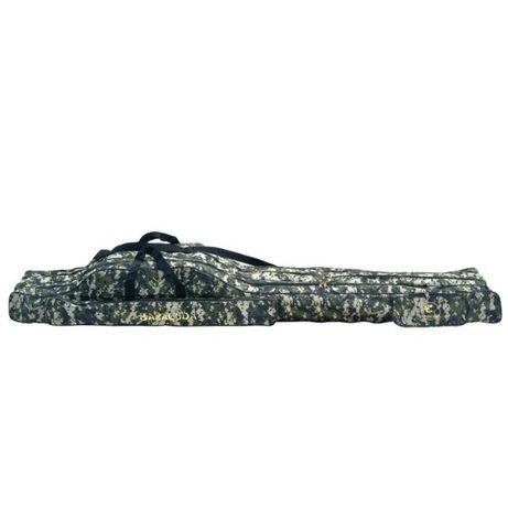 Geanta ( HUSA ) lansete crap 195 cm B38 PENTRU 3 LANSETE DE 3,60 DIN 2